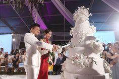 吴奇隆 刘诗诗 wedding
