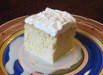 Light and Airy- Tres Leches Cake