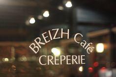 BREIZH CAFE // CREPERIE  109 Rue Vieille du Temple  75003 Paris  01 42 72 13 77
