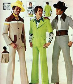 Too 70s for you?