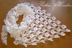 Passo-a-passo de lindos xales de crochê ou tricô ⋆ De Frente Para O Mar