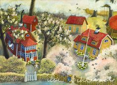 """""""The best place to live"""" by Ilon Wikland"""