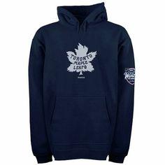 Reebok Toronto Maple Leafs 2014 Winter Classic Pullover Hoodie