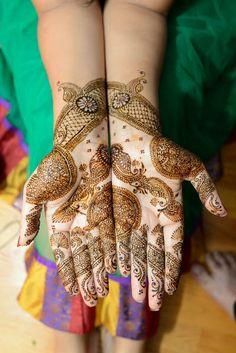 Aparna's Mehndi