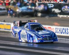 2007 Brut Funny Car driven by Ron Capps at Firebird Raceway