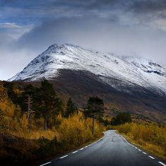 Mannfjellet & Signaldalen, Troms, Norway