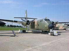 """DeHavilland C-7A """"Caribou"""" # 63-9760"""