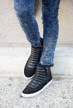 Futuristic Sneakers | FOREVER 21 - 2000111418
