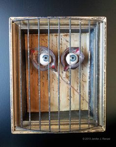 Assemblage: Eyes by bugatha1 on deviantART