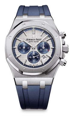 Audemars Piguet Royal Oak Chronograph Tribute to Italy Limited edition of 500 pieces. Reference number 26326ST.OO.D027CA.01