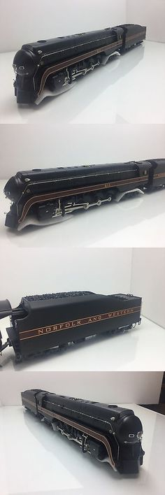 Locomotives 122591: Mth #22-3571-2 Norfolk And Western (#611) J Steam Engine W Ps 3.0 2R Scale Wheels -> BUY IT NOW ONLY: $1099.95 on eBay!