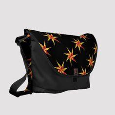 Sumo Star 2 Rickshaw Large Messenger Bag