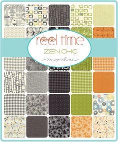 Zen Chic Reel Time