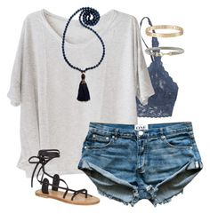 """casual"" by thegingerprep ❤ liked on Polyvore"