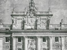 Reloj Palacio Real