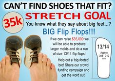 1bcc85246624a7 Interchangeable Flip Flops with No More Blow Outs!