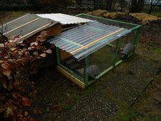 Hühner in Osthessen: Eine Wachtelvilla entsteht