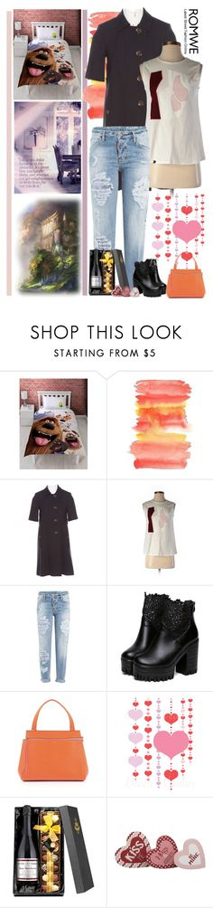 """""""I Don't Think You've Really Seen Me ..."""" by fashionqueen76 ❤ liked on Polyvore featuring Club Monaco, Zara, Dsquared2, CÉLINE and romwe"""