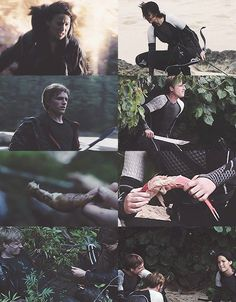 The Hunger Games & Catching Fire