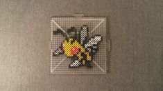 Pokemon: Perler Bead Beedrill