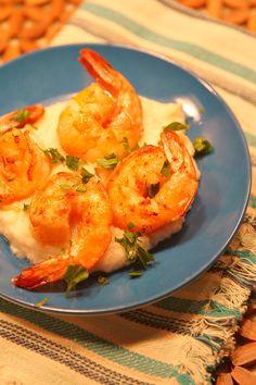 A super easy Shrimp Scampi recipe!