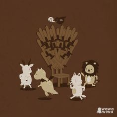 Game of thrones! ^_^