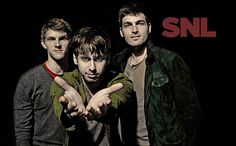 Saturday Night Live: Foster The People #SNL