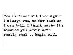 Only lyrics - Nine Inch Nails