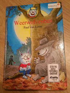 Lees dan!: Weerwolvenbos (Dolfje Weerwolfje #4) - Paul van Loon) http://leesdan.blogspot.com/2015/03/weerwolvenbos-dolfje-weerwolfje-4-paul.html?spref=pi #boekperweek 19/53