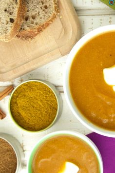 Spiced Carrot and Cauliflower Soup: 19 of the World's Best Cauliflower ...