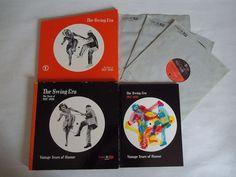 Time Life The Swing Era Music of 1937-1938 3 Records 1 Book Set Artie Shaw USA #BigBandSwing