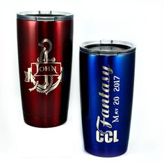 www.WillowHomeCreations.com  Carnival Cruise Ship-Trip Cups