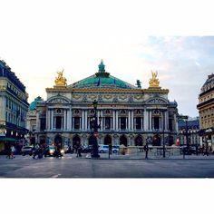 La Opera de Paris. Foto de Toni Domingo