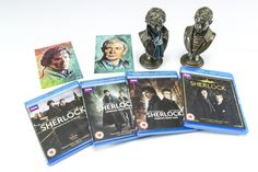 With our thanks to the team at BBC Worldwide, take a closer look at the contents of the Sherlock Complete Series 1-3 Limited Edition boxset, available exclusively from BBC Shop in the UK and USA.