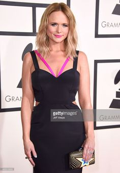 Recording artist Miranda Lambert attends The 57th Annual GRAMMY Awards at the STAPLES Center on February 8, 2015 in Los Angeles, California.