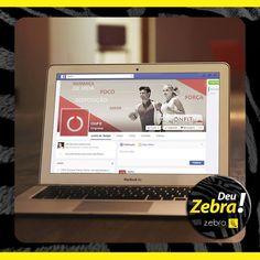 Fanpage da OnFit, muito bem cuidada! #DeuZebra #publicidade #propaganda #agência #Zebra #aideuzebra #agênciapp #comunicação #job #pp #empresa #empreendedorismo #empreendedor #mkt #style #design #off
