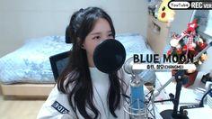 효린, 창모(CHANGMO) - BLUE MOON COVER by 새송