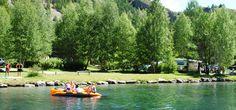 Camping Les Allouviers – Un site utilisant WordPress