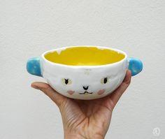 ceramic bowl // Lidia Kostanek