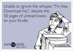 My life and kindle right now