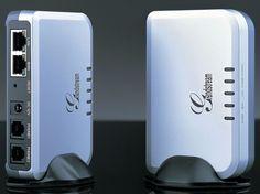 GrandStream GS-HT502 2-FXS-port Analog Telephone Adapter #GrandStream
