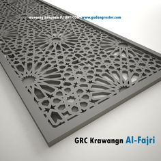 Glass fiber reinforced concrete (GFRC) consists of high strength glass fiber embedded in a cementitious matrix.[1] In this form, both fibers and matrix retain their physical and chemical identities, while offering a synergism: a combination of propert