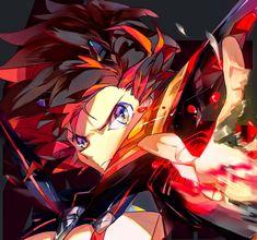 Ryūko Matoi - Kill la Kill #fanart #manga #anime #animegirl #GG \ ^^ / Kill A Kill, Satsuki Kiryuin, Darling In The Franxx, Witch, Fan Art, Fictional Characters, Manga Anime, Wallpaper, Anime Characters