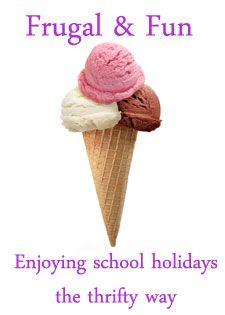 Frugal and Fun Summer School Holiday eBook : packed with ideas for kids activities