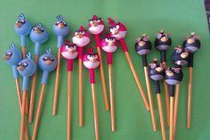 Las cosillas de Eva.: Fofulapiz Angry Birds