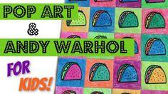 A short informational about pop-art and a bonus collaborative art lesson. A short informational about pop-art and a bonus collaborative art lesson. Pop Art For Kids, Art Lessons For Kids, Art Lessons Elementary, Andy Warhol Pop Art, Pop Art Pictures, 7th Grade Art, Pop Art Drawing, Pop Art Movement, Pop Art Posters