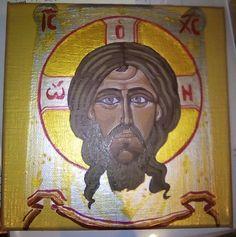 ICXC Icons, Painting, Art, Art Background, Symbols, Painting Art, Kunst, Paintings, Performing Arts