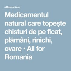 All for Romania Alter, Good To Know, Health Fitness, Medicine, Pharmacy, Diet, The Body, Fitness, Health And Fitness