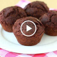 Hungry Girl's Healthy 2-Ingredient Brownie Recipe