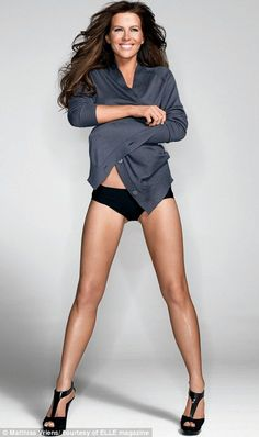 Kate Beckinsale - Esquire Magazine